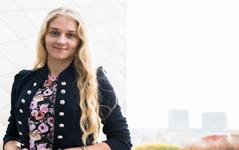 Assistenten Brigita Karpovičiūtė